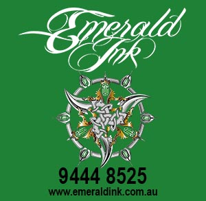 Emerald Ink - Web add