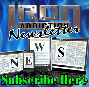 Iron Addiction Newsletter - Web Page