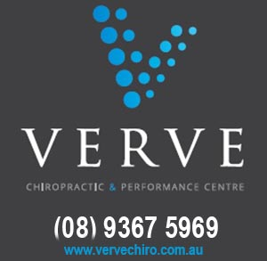 Verve Chiropractic - Web Page